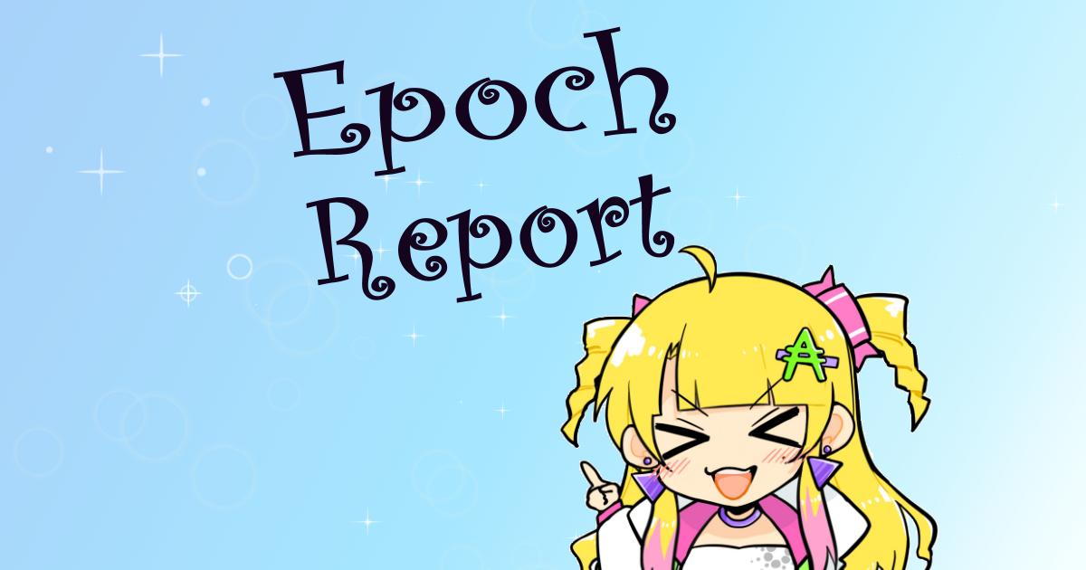 [Report] 280 epoch