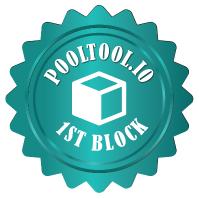 [congratulation] 1st Block Generation